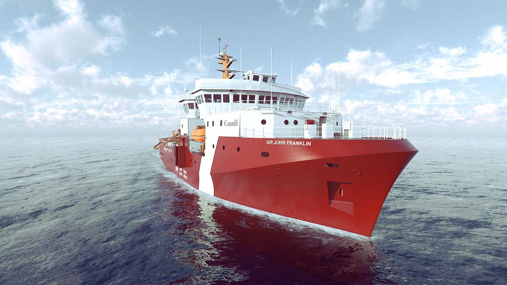 National-shipbuilding-strategy-comes-to-aid-of-Canadian-shipbuilding-industry
